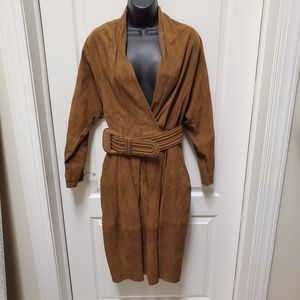 Vintage Anne Klein Wrap Dress